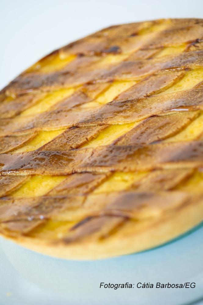 Tarte de Pêra Rocha do Avenal, sobremesa premiada!