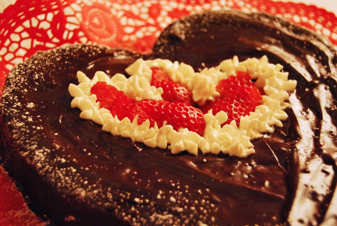 Porque é São Valentim: Bolo dos Namorados