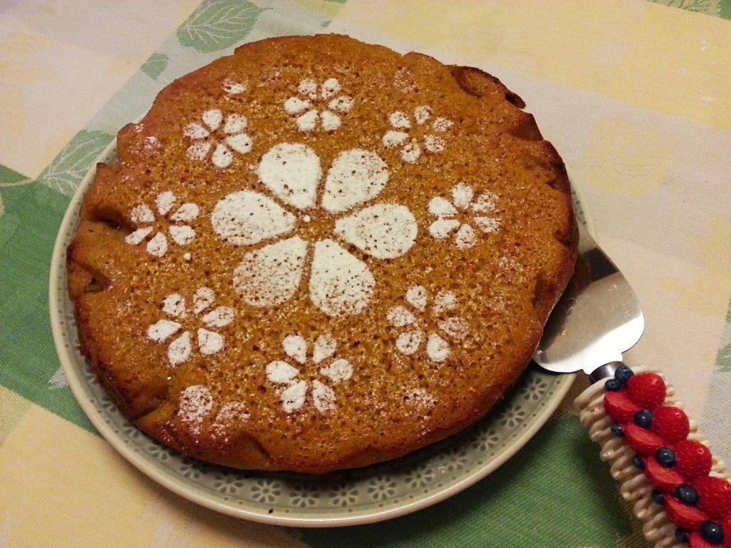 receita de bolo de abóbora
