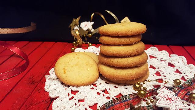 Bolachas de manteiga, laranja e canela # Sugestões de Natal