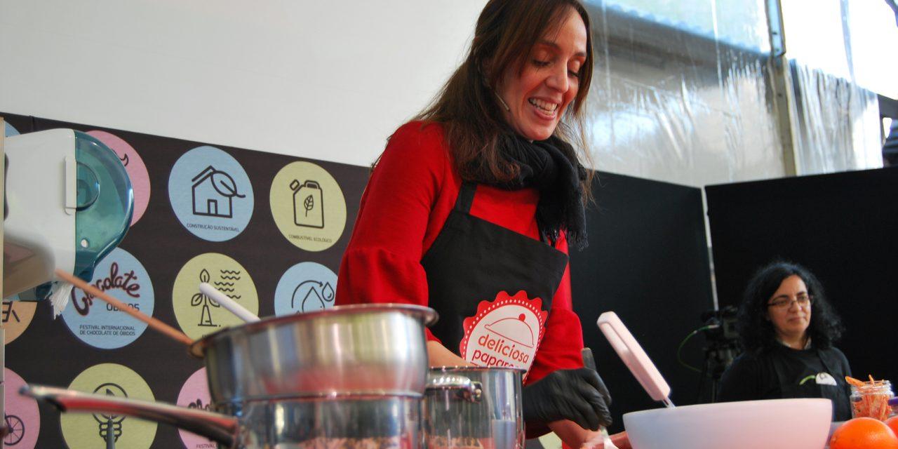 Festival do Chocolate: Trufas Energéticas de Chocolate