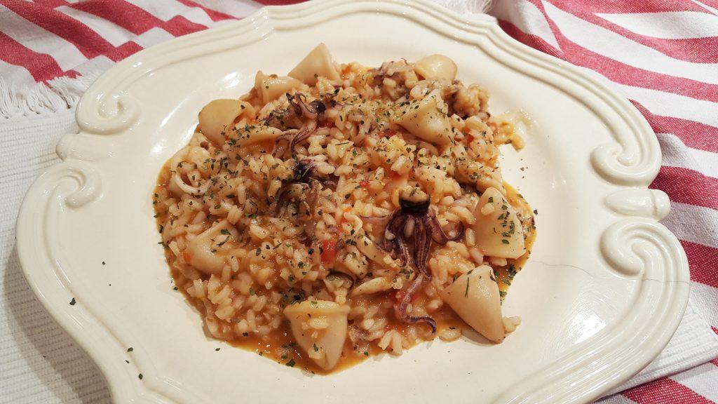 arroz malandrinho