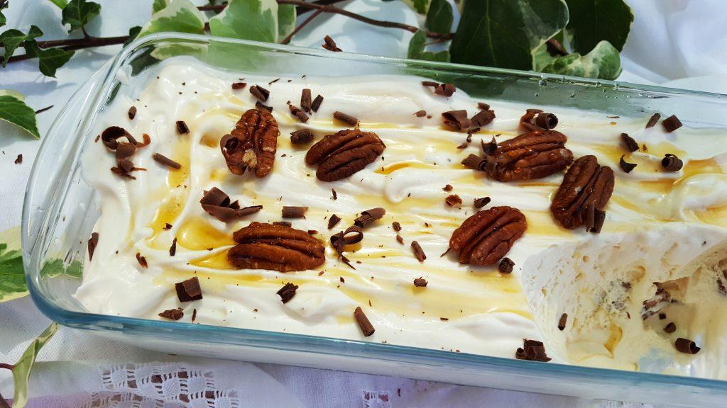 como fazer gelado caseiro