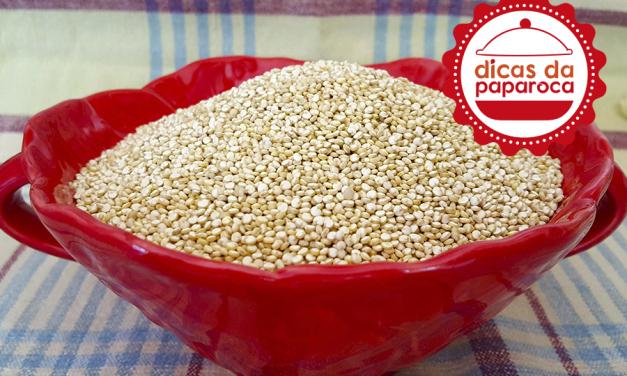 Como cozinhar quinoa # Beringelas recheadas