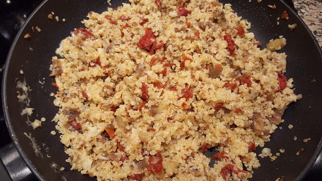 como cozinhar quinoa