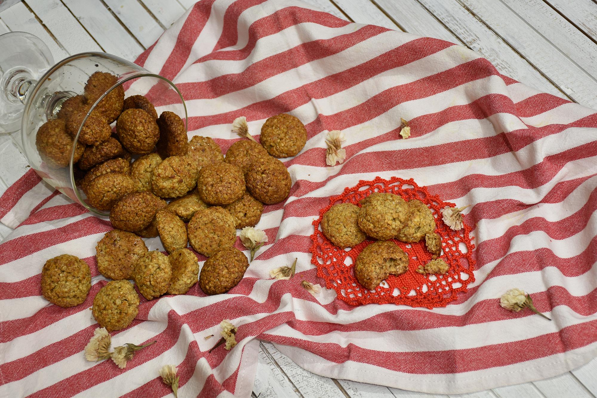 biscoitos nutritivos
