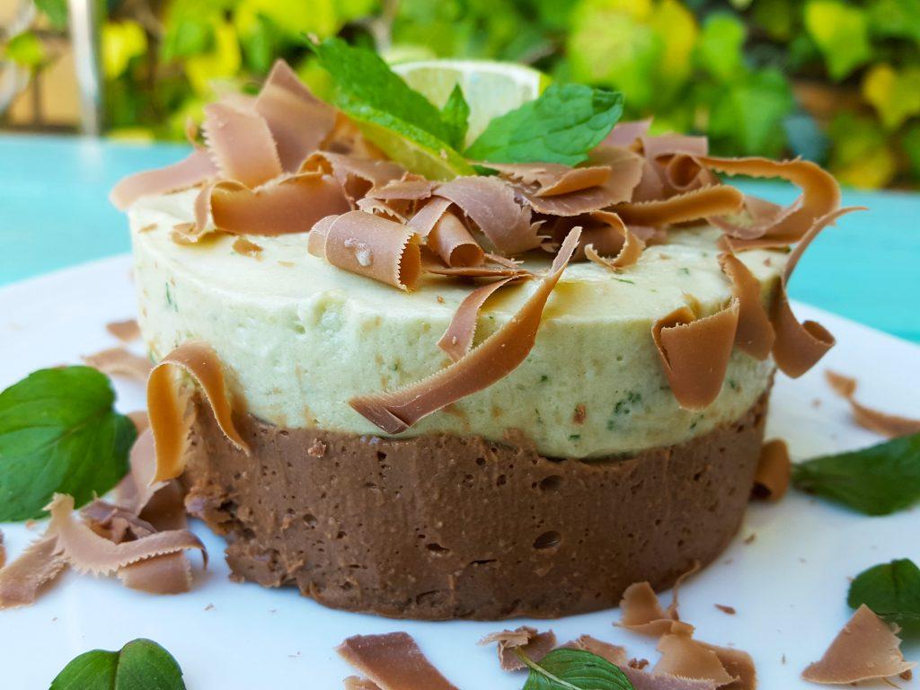 abacate e chocolate