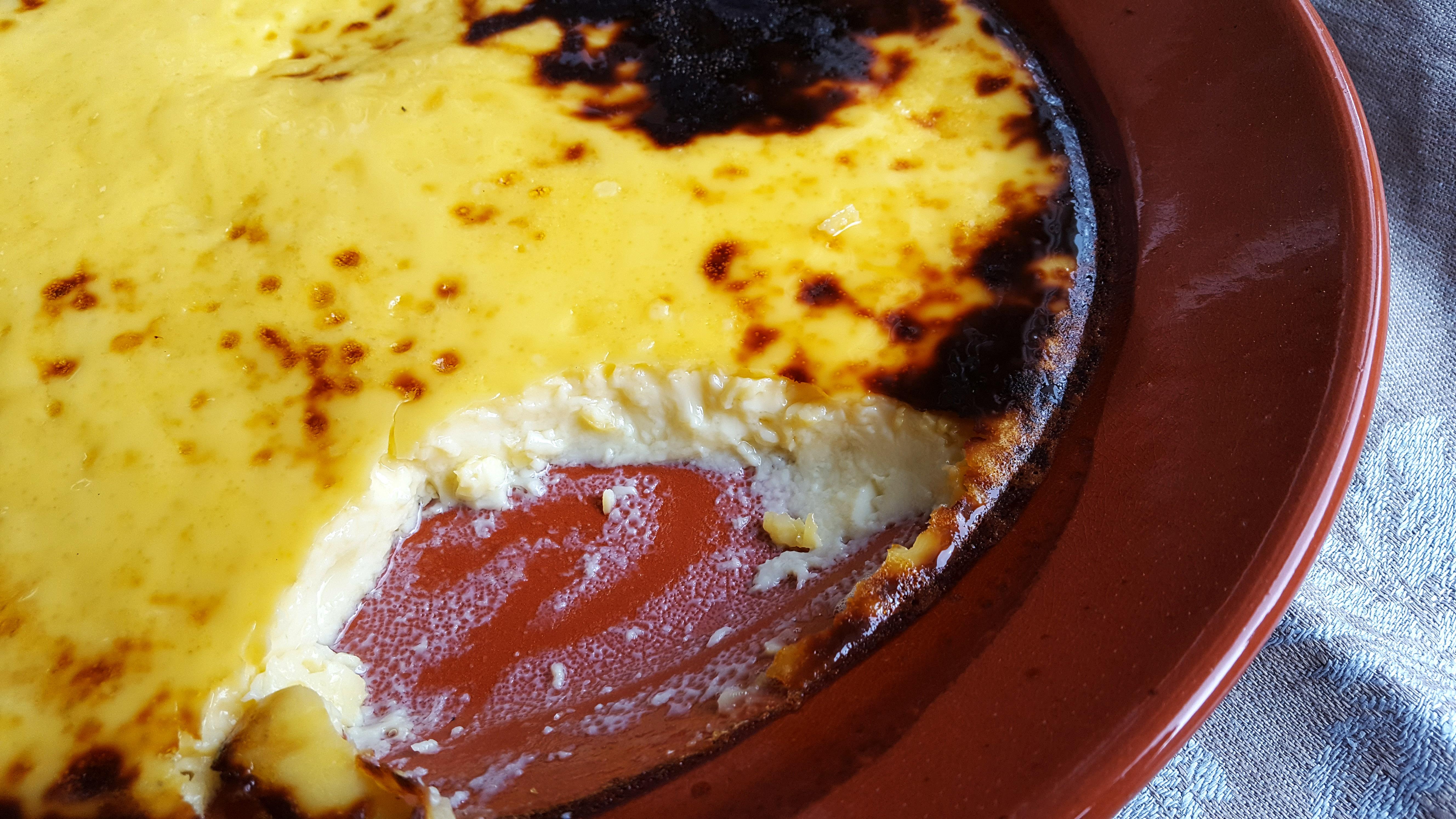 receita tradicional de tigelada