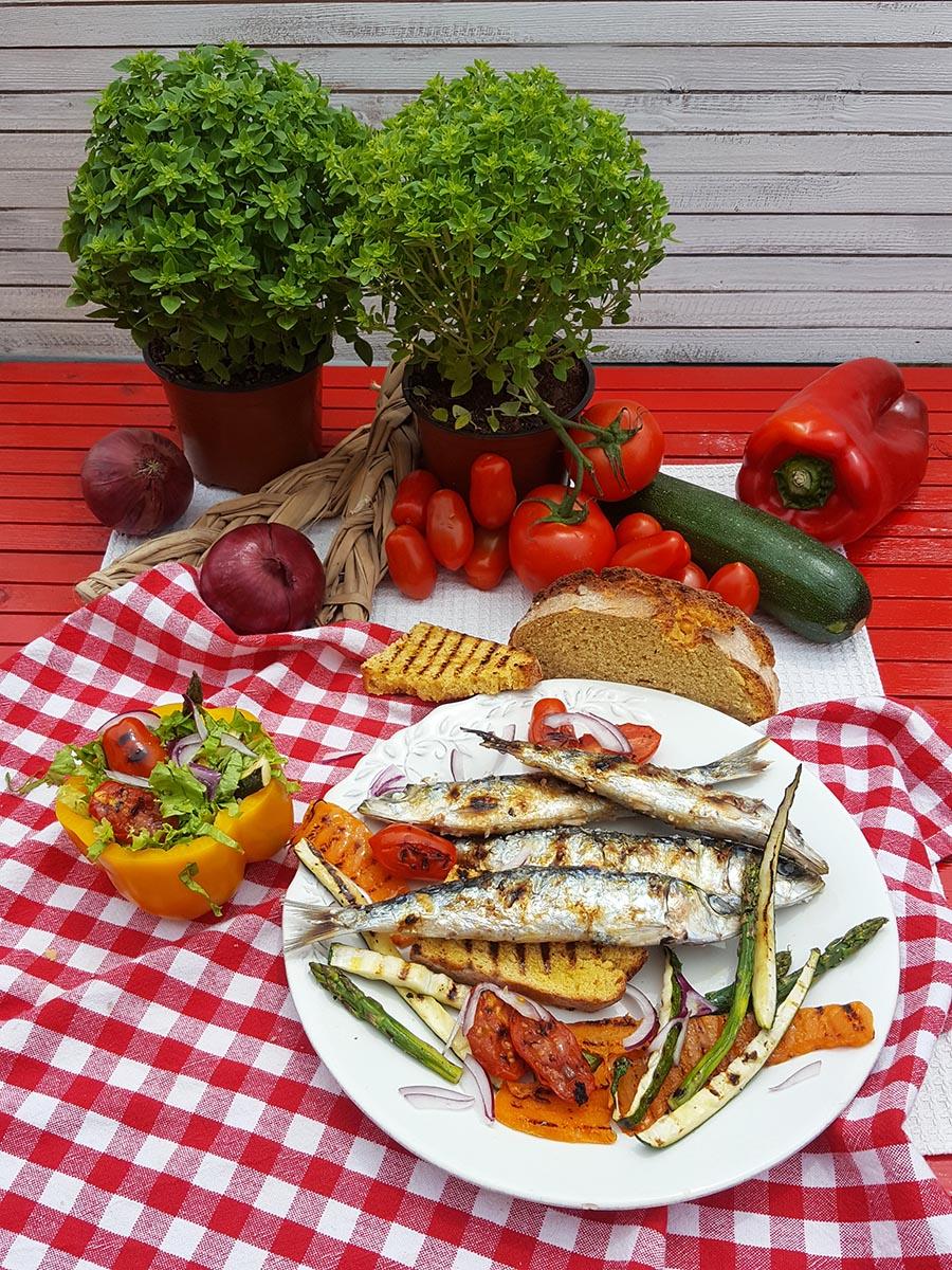 dicas para escolher sardinhas