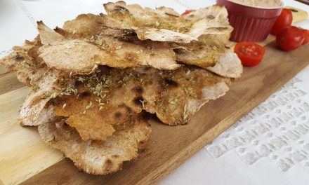 Tortilhas integrais