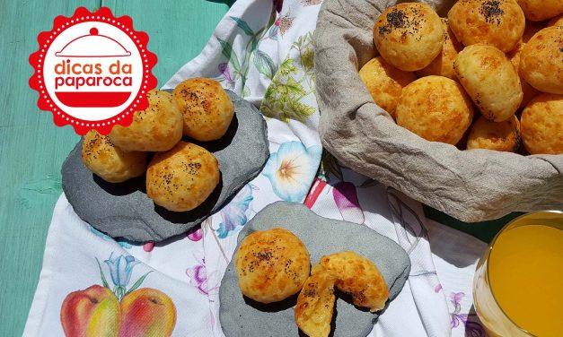 Como fazer pão de queijo # Dicas da Paparoca